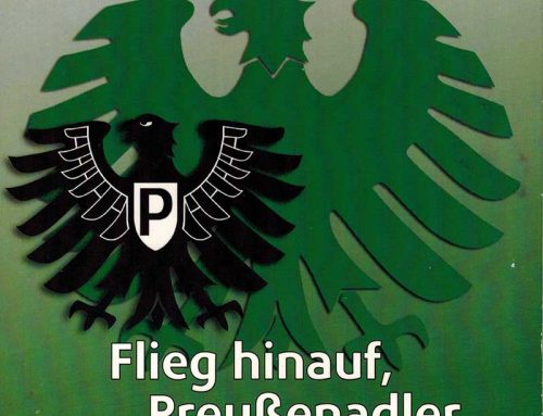 Flieg hinauf, Preußenadler